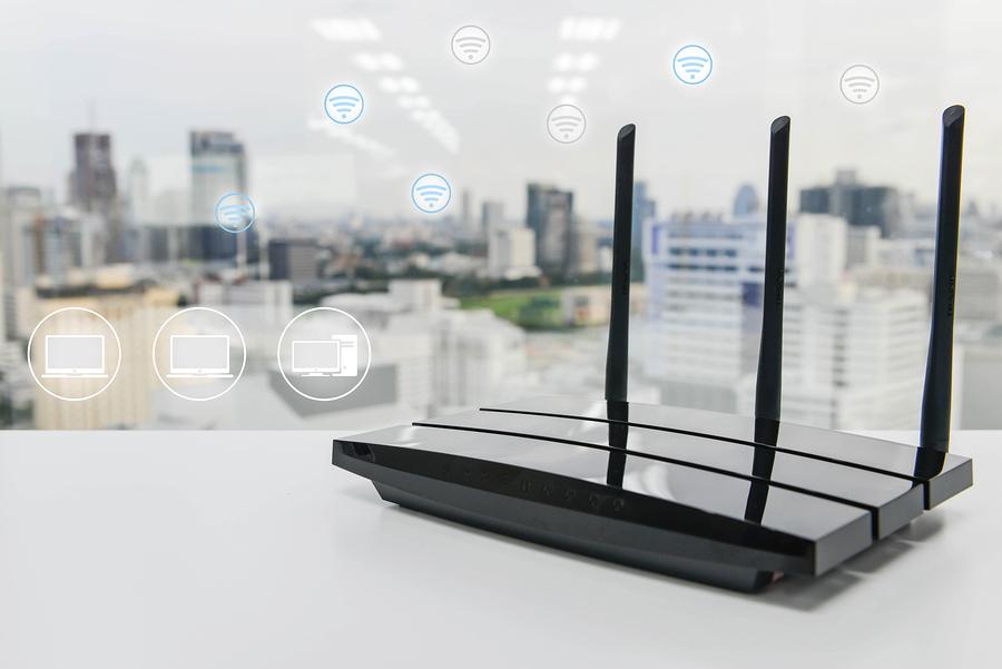 Mobiler Wlan Router Lte